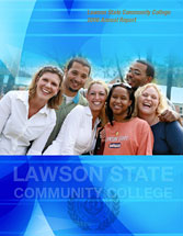Lawson State Community College will contact you if your application for admission has been accepted